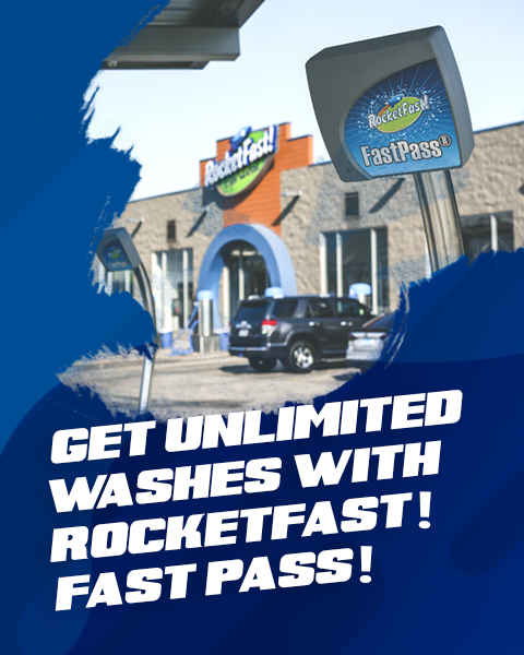 Rocketfast Car Wash Express Car Wash Monthly Plans Ruston