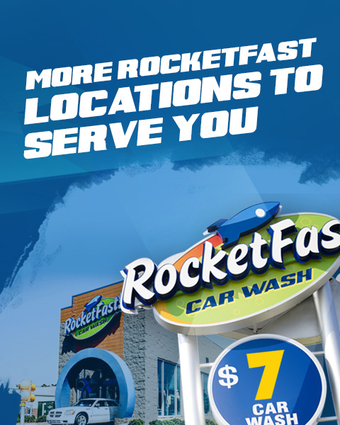 Rocketfast Locations